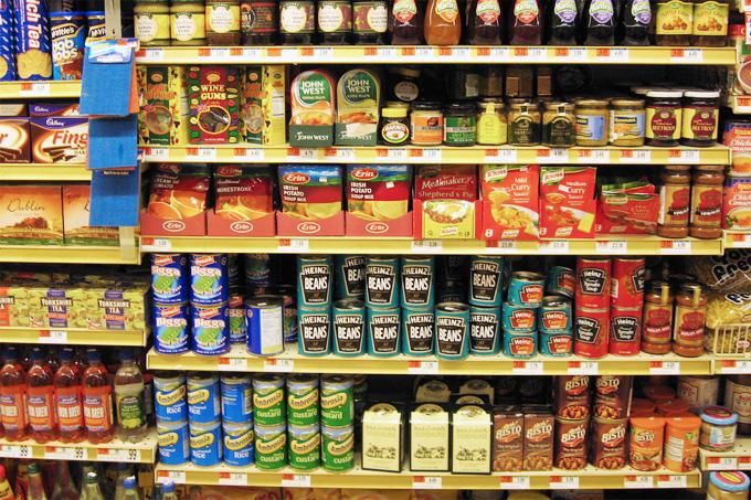 Fraudes alimentarios en el Reino Unido