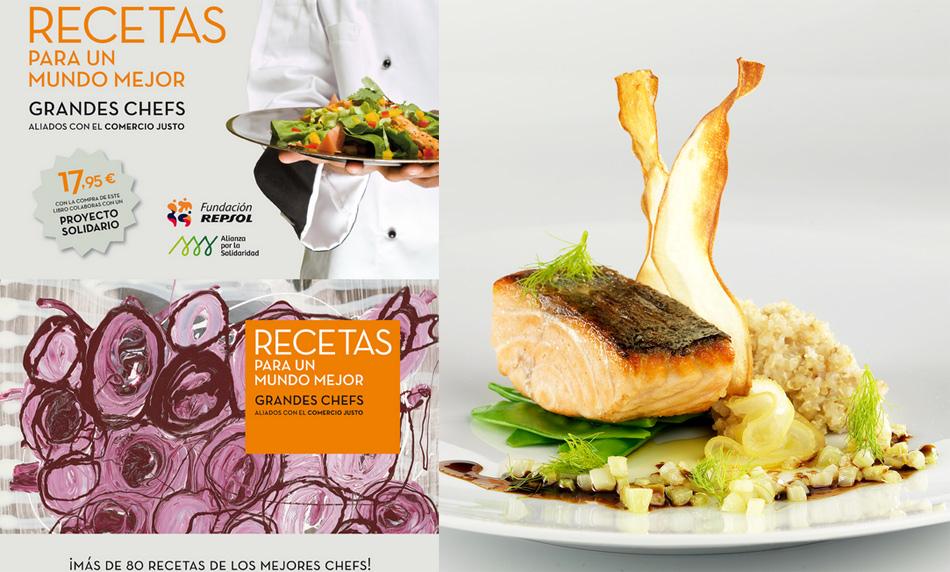 Recetas para un mundo mejor gastronom a c a for Los mejores libros de cocina