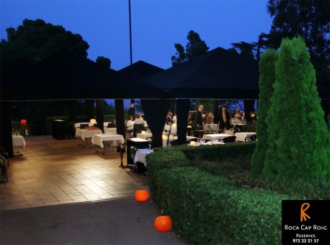 El Celler de Can Roca, también un restaurante efímero de verano