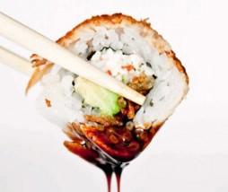 Sushi mexicano