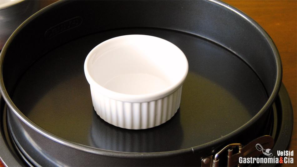 Cómo hacer un bizcocho de rosca sin el molde apropiado