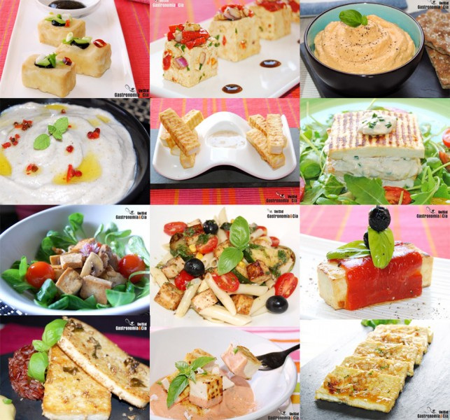 Doce recetas con tofu recetas de cocina - Como se cocina el tofu ...