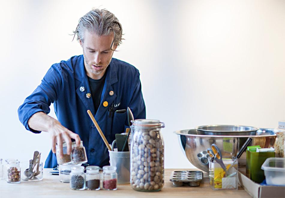 El arte de las mezclas de especias. Vídeo
