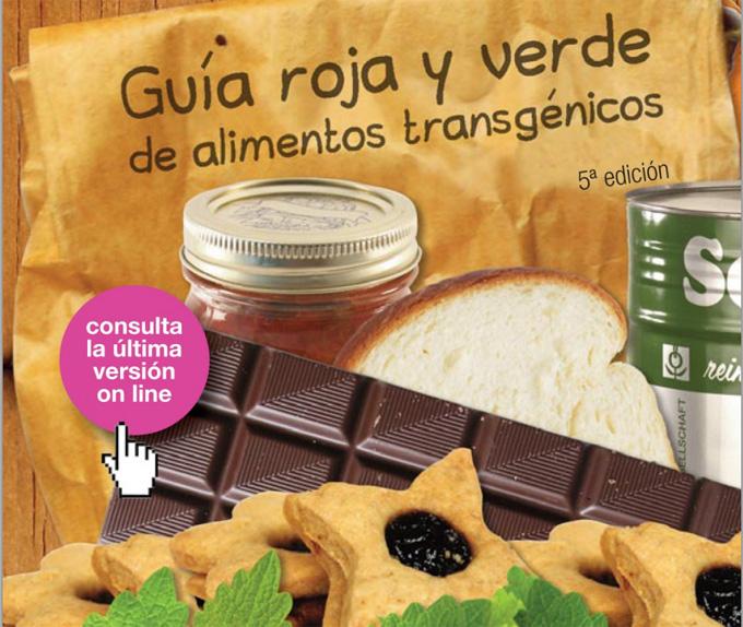 Guía de alimentos transgénicos