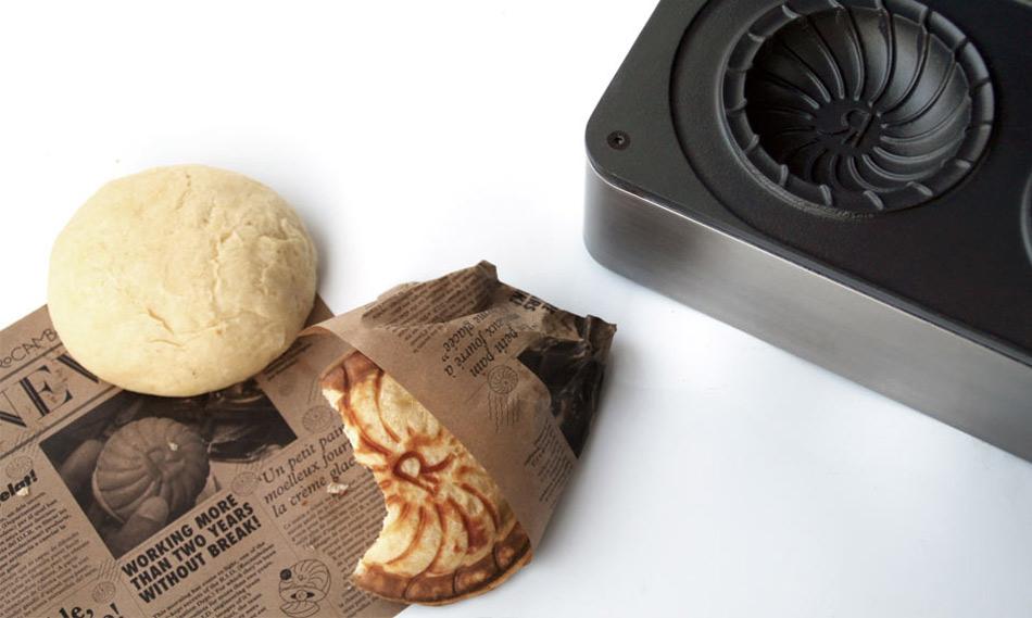 Cómo se hace el helado caliente de Rocambolesc