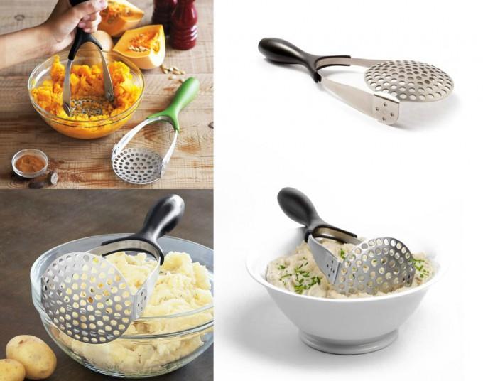Prensa patatas plegable recetas de cocina - Prensa patatas ...