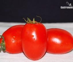 Cortar tomates para extraer las semillas