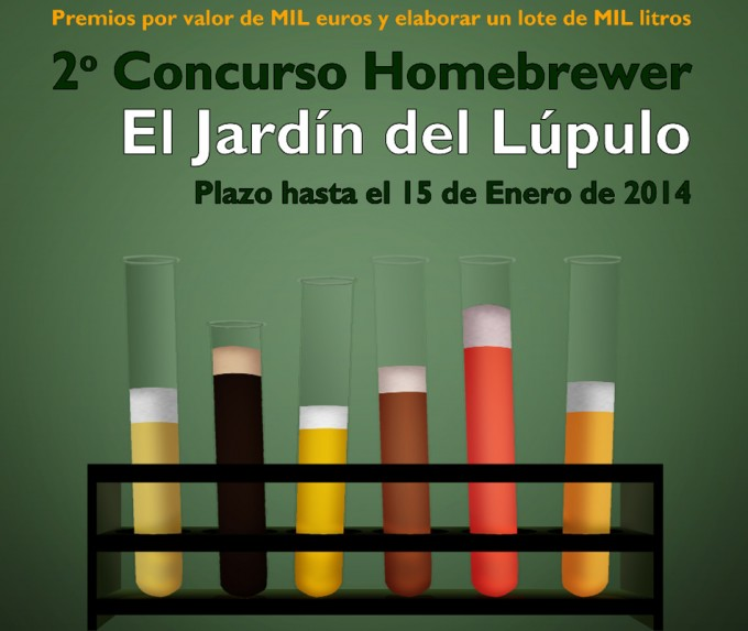 Concurso de cerveza casera el jard n del l pulo for El jardin del lupulo