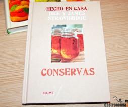 Libro de conservas caseras