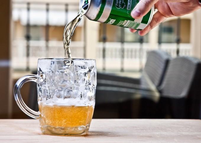 Consumo de cerveza en España