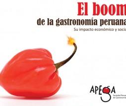 El boom de la gastronomía peruana