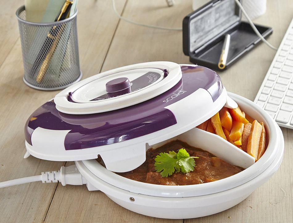 Fiambrera el ctrica gastronom a c a for Como se cocina el seitan