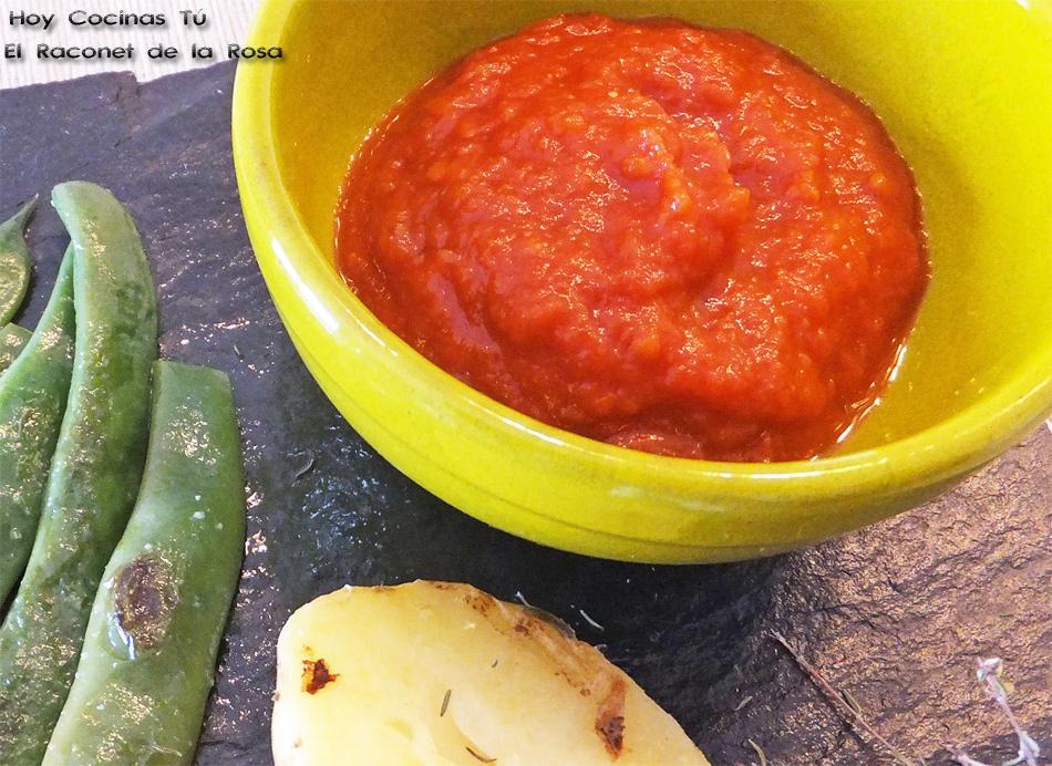 Hoy Cocinas Tú: Ketchup casero