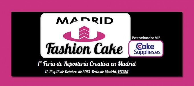 Feria de Repostería Creativa de Madrid