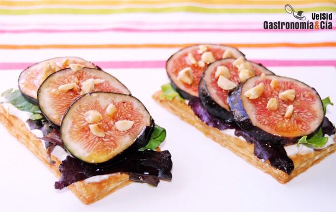 Recetas con higos frescos para disfrutar en temporada for Comidas frescas