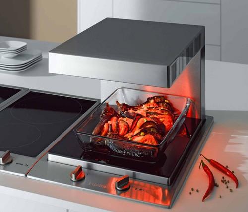 Salamandra para tu cocina gastronom a c a - Salamandras de cocina ...