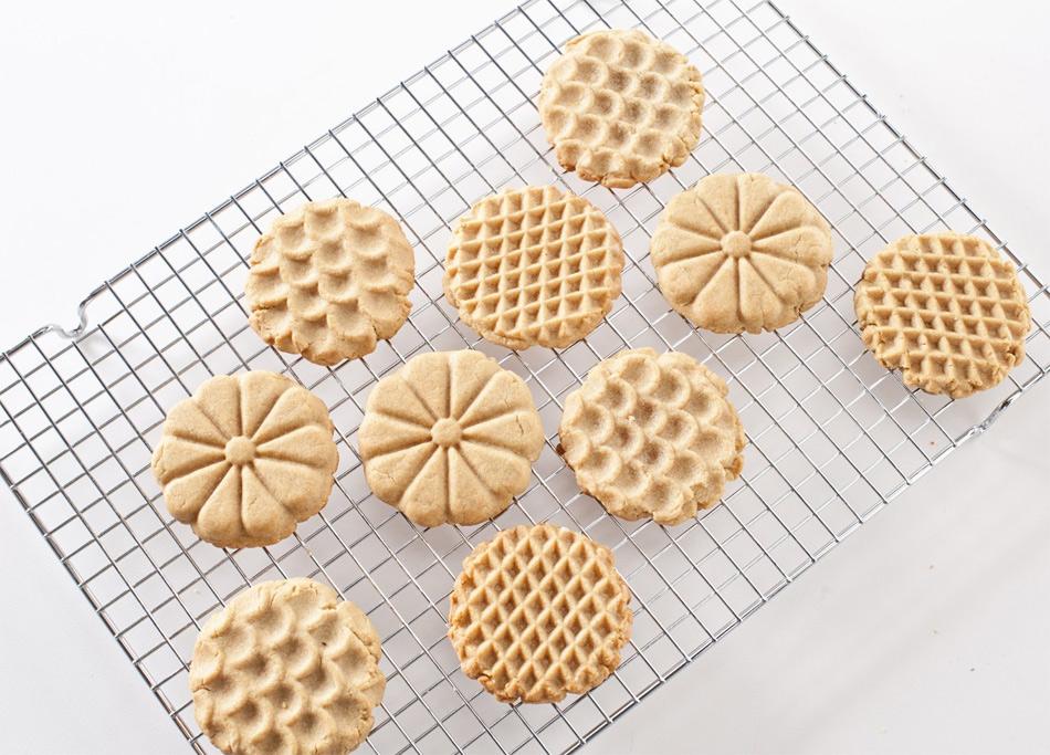Sellos para galletas de Nordic Ware