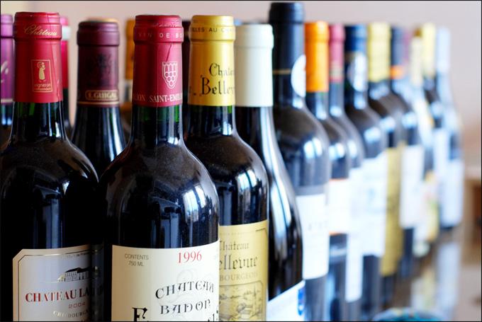 Vinos contaminados con productos fitosanitarios