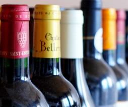 Vinos franceses con pesticidas