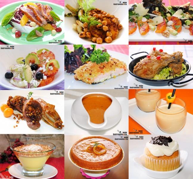 Doce recetas fáciles con naranjas | Gastronomía & Cía
