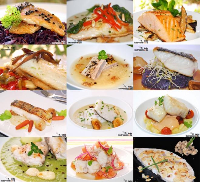 Doce recetas de pescado a la plancha recetas de cocina - Cocinar a la plancha ...