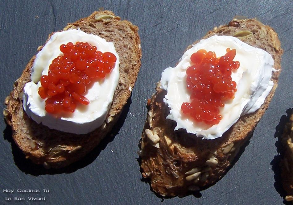 Hoy Cocinas Tú: Caviar de pimiento