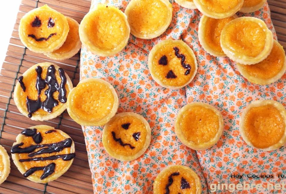 Hoy Cocinas Tú: Pastelitos de calabaza