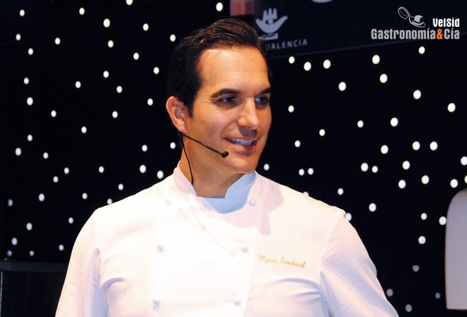 Nuevo programa de cocina con mario sandoval gastronom a for Nuevo programa de cocina