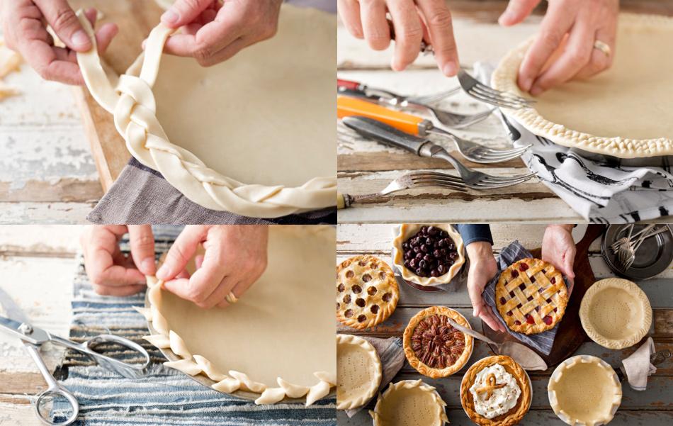 20 formas de decorar el borde de una tarta. Vídeo