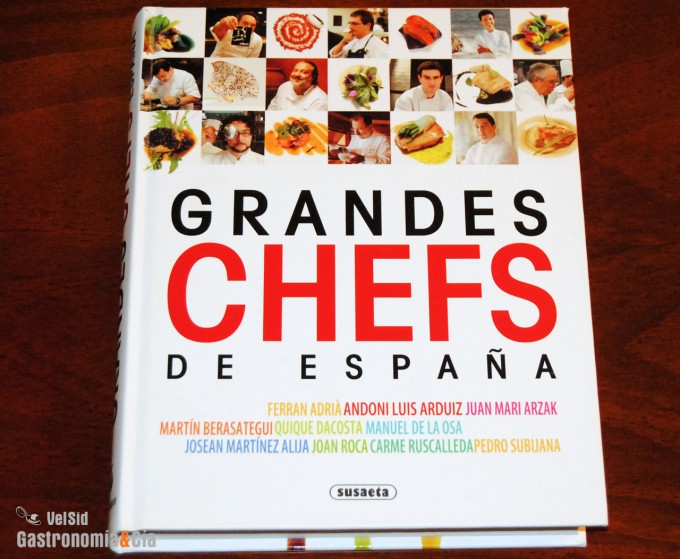 Recetas de chefs