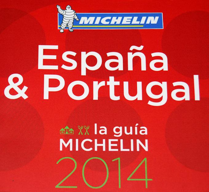 Guía Michelin España 2014