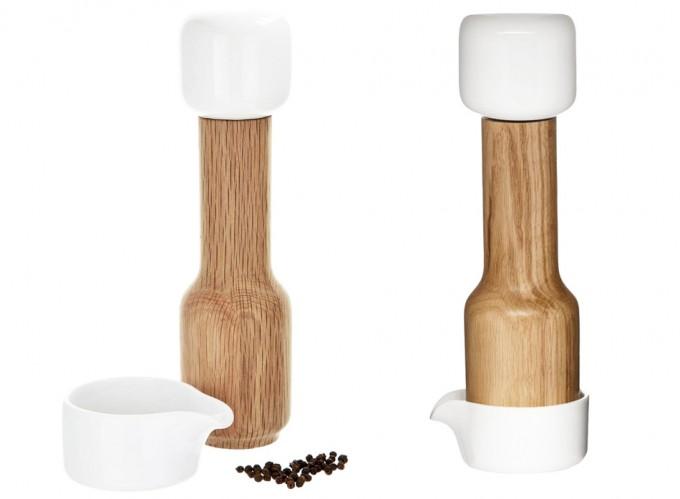 Molinillo y mortero para especias gastronom a c a - Mortero de cocina ...