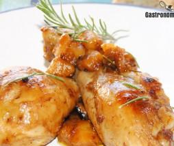 Pollo guisado  tandoori masala