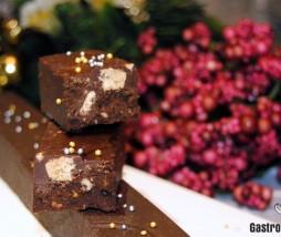 Recetas de turrón de chocolate