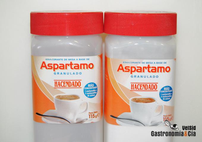 El aspartamo no es peligroso