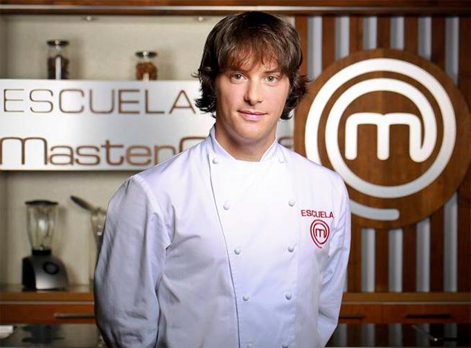 Escuela de Cocina MasterChef con Jordi Cruz