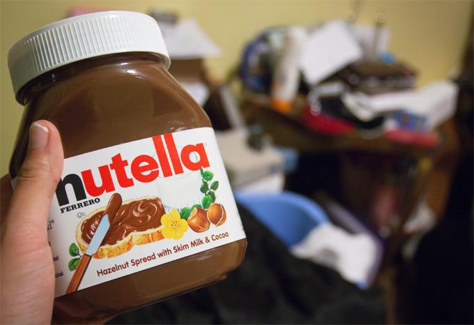 Nutella y su expansión en el mundo