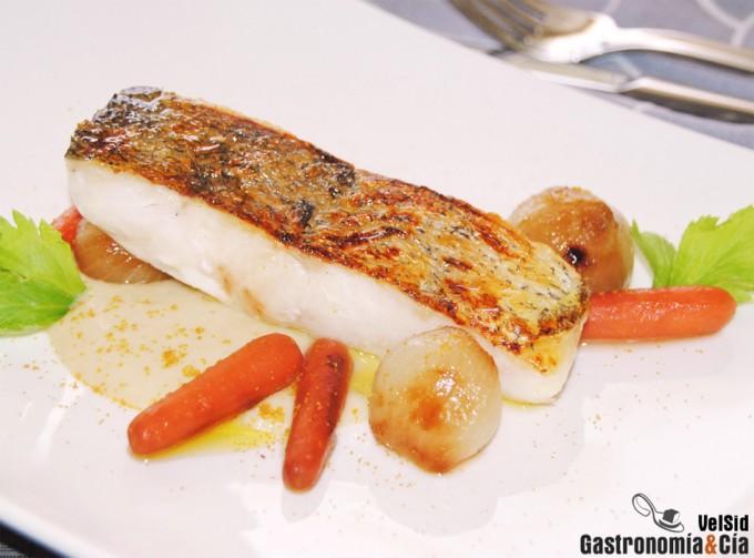 Recetas de pescado para Nochevieja
