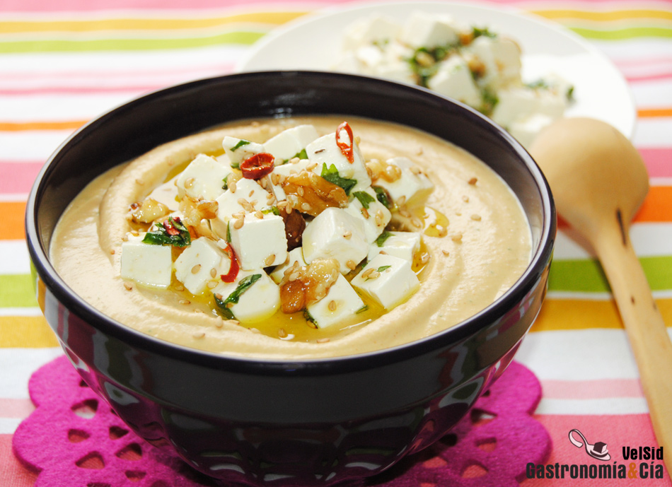 Recetas de hummus para el lunes sin carne gastronom a c a for Comidas faciles de preparar en casa