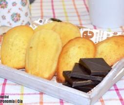 Madeleines de coco