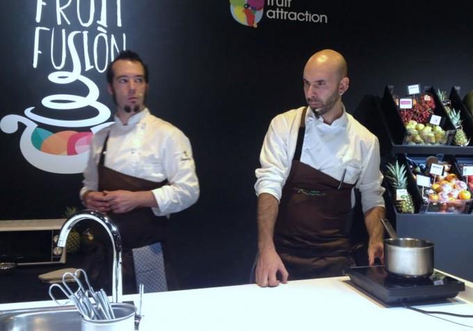 Daniel Ochoa y Luis Moreno