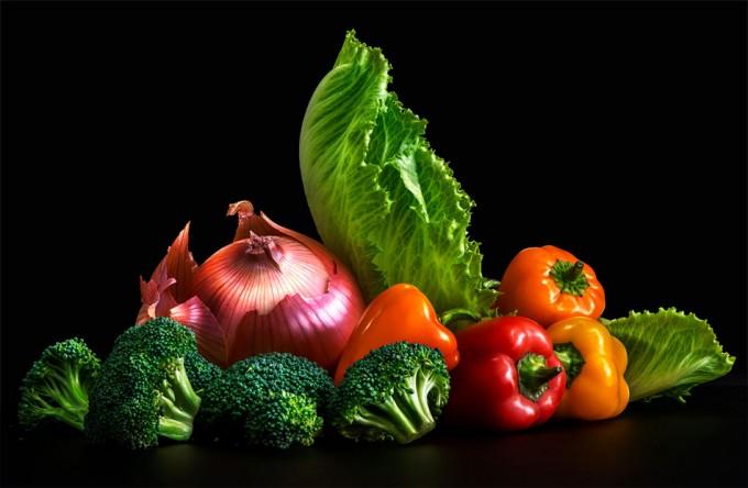 Alimentos mejorados genéticamente
