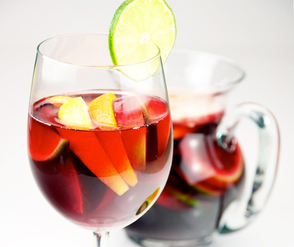 La denominación sangría sólo podrá utilizarse cuando la bebida se haya elaborado en España o en Portugal