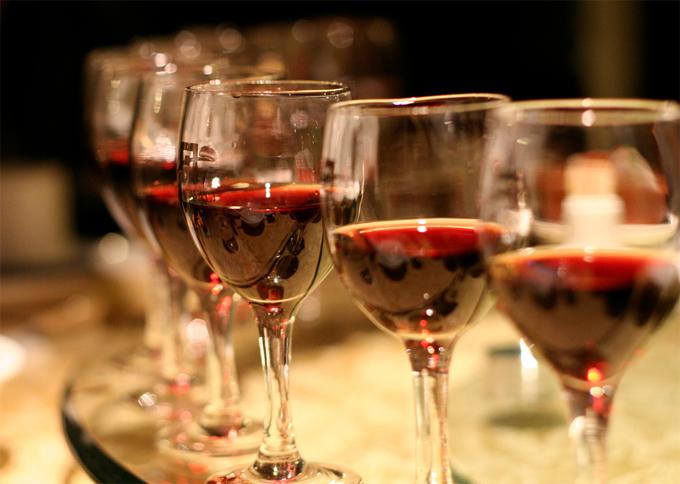 Aumento del consumo de vino en China