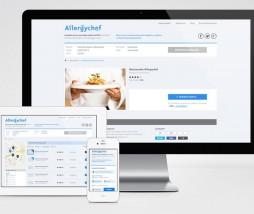 Web restaurantes para alérgicos e intolerantes alimentarios