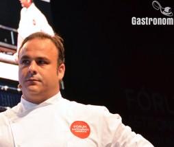 Chef del Mar en el Fórum Gastronómico de A Coruña