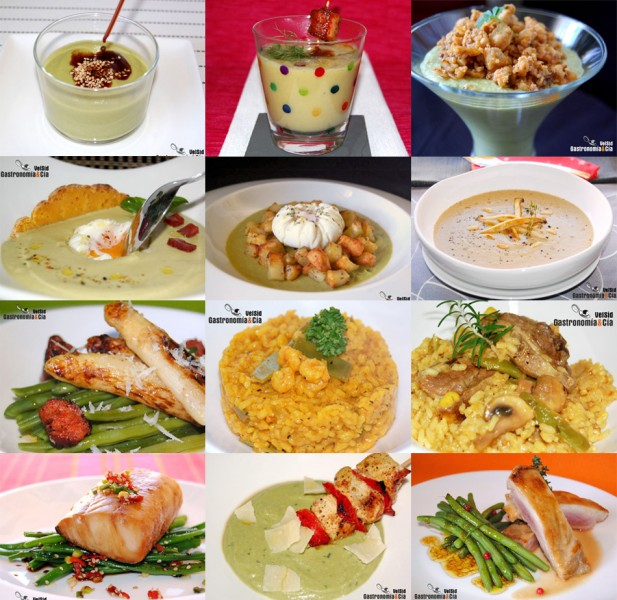 Cocinar Judias Verdes | Doce Recetas Con Judias Verdes Gastronomia Cia