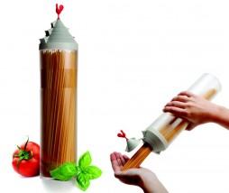 Torre de espaguetis