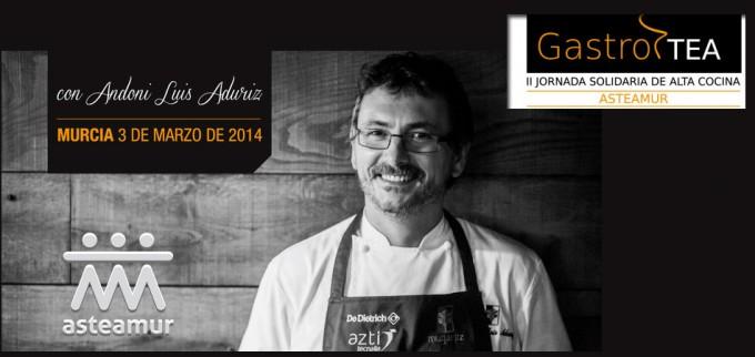 Jornada Solidaria de Alta Cocina 2014