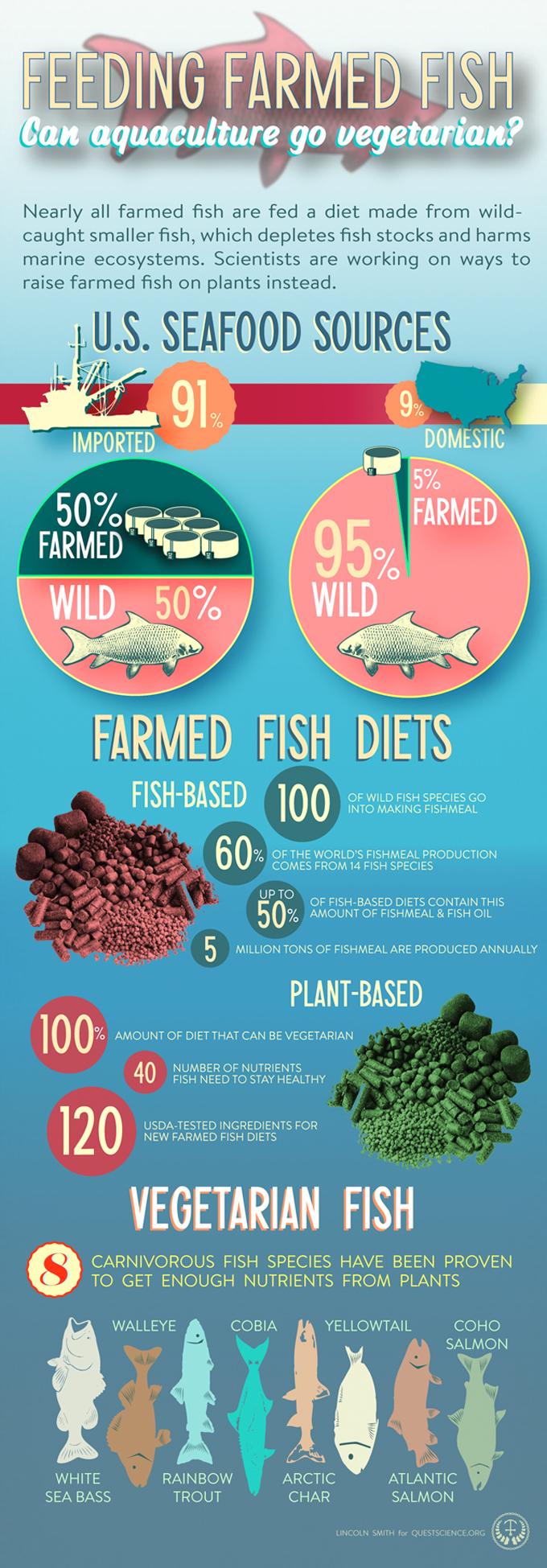 Alimentación de peces de acuicuktura